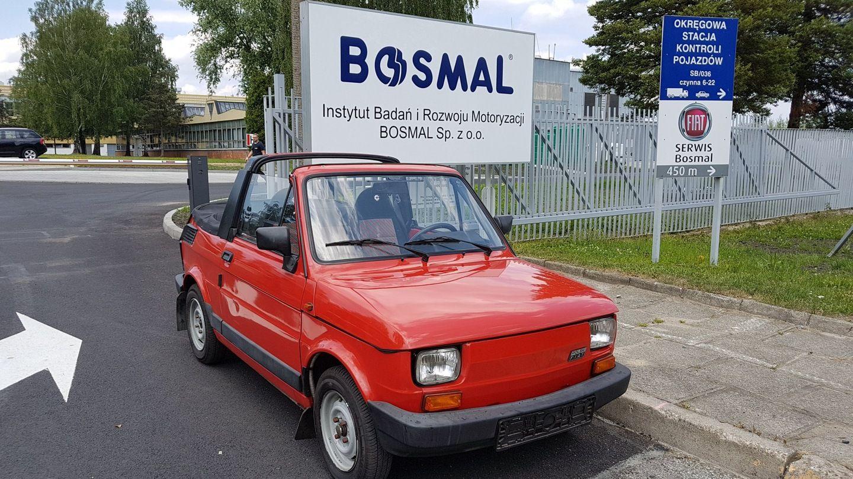 Https Allegro Pl Ogloszenie Uwaga Noweczka Fiat 126 P Bosmal Stan Nowy Kabrio 7579335336