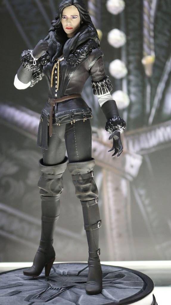 2019 Dark Horse Deluxe The Witcher 3 Wild Hunt Geralt of Rivia Statue Figure