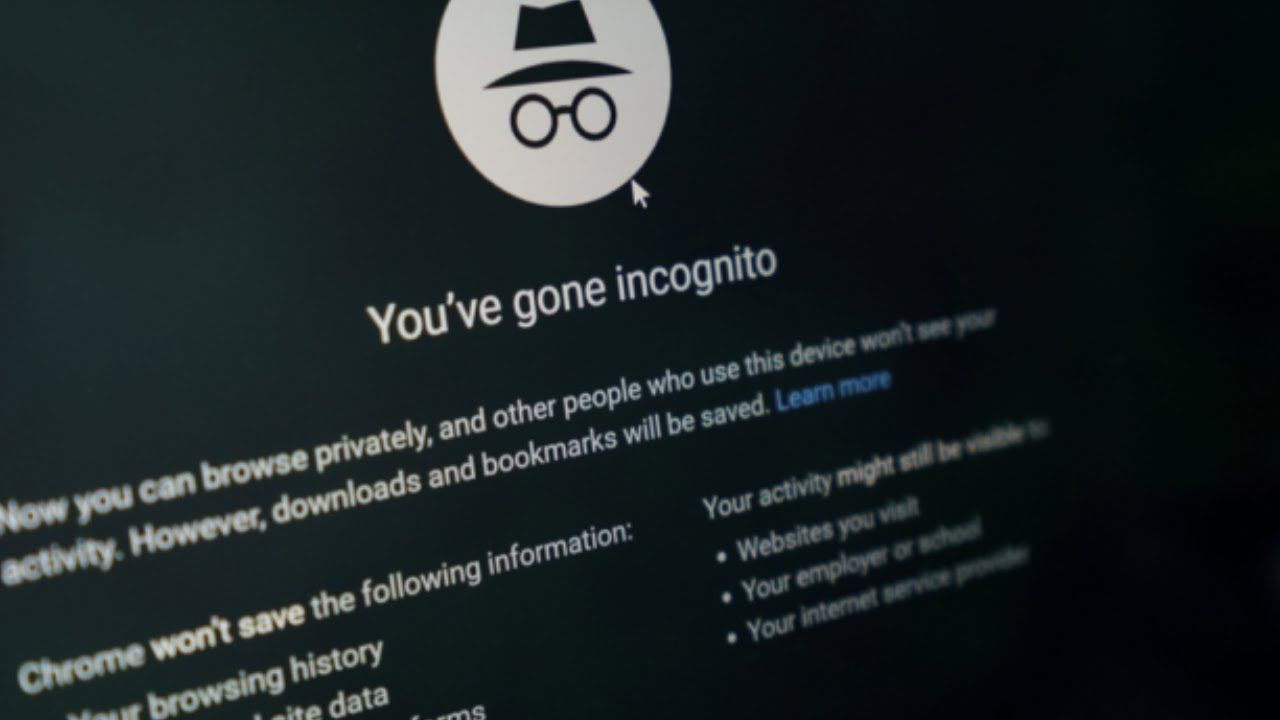 What Is Google S Incognito Mode How Secure Is Incognito Mode In Pr Incognito Browsing History Internet Service Provider