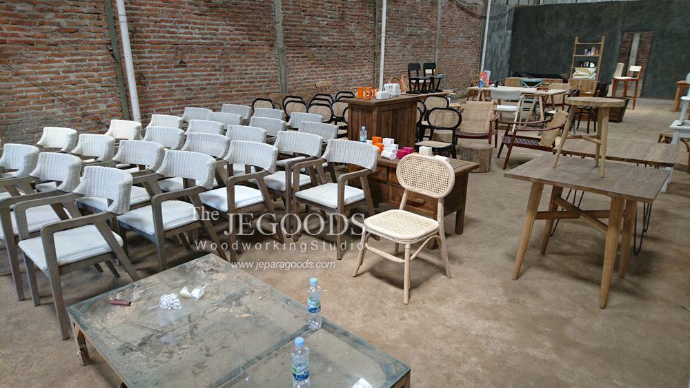 Indonesia Furniture Craftsman Jegoods Mebel Warehouse Vintage Scandinavian Furniture Nordic Furniture Studio Furniture