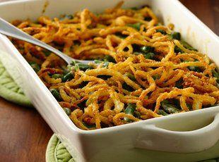Gluten Free Green Bean Casserole With Fried Onions Recipe