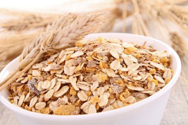 cereali I cereali sono una grande opzione per la colazione o anche per ...
