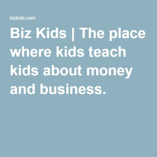 Biz Kids | A great place to find fun videos about financial literacy.