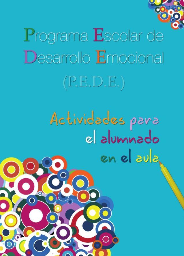 Actividades para la educación emocional en el aula ...