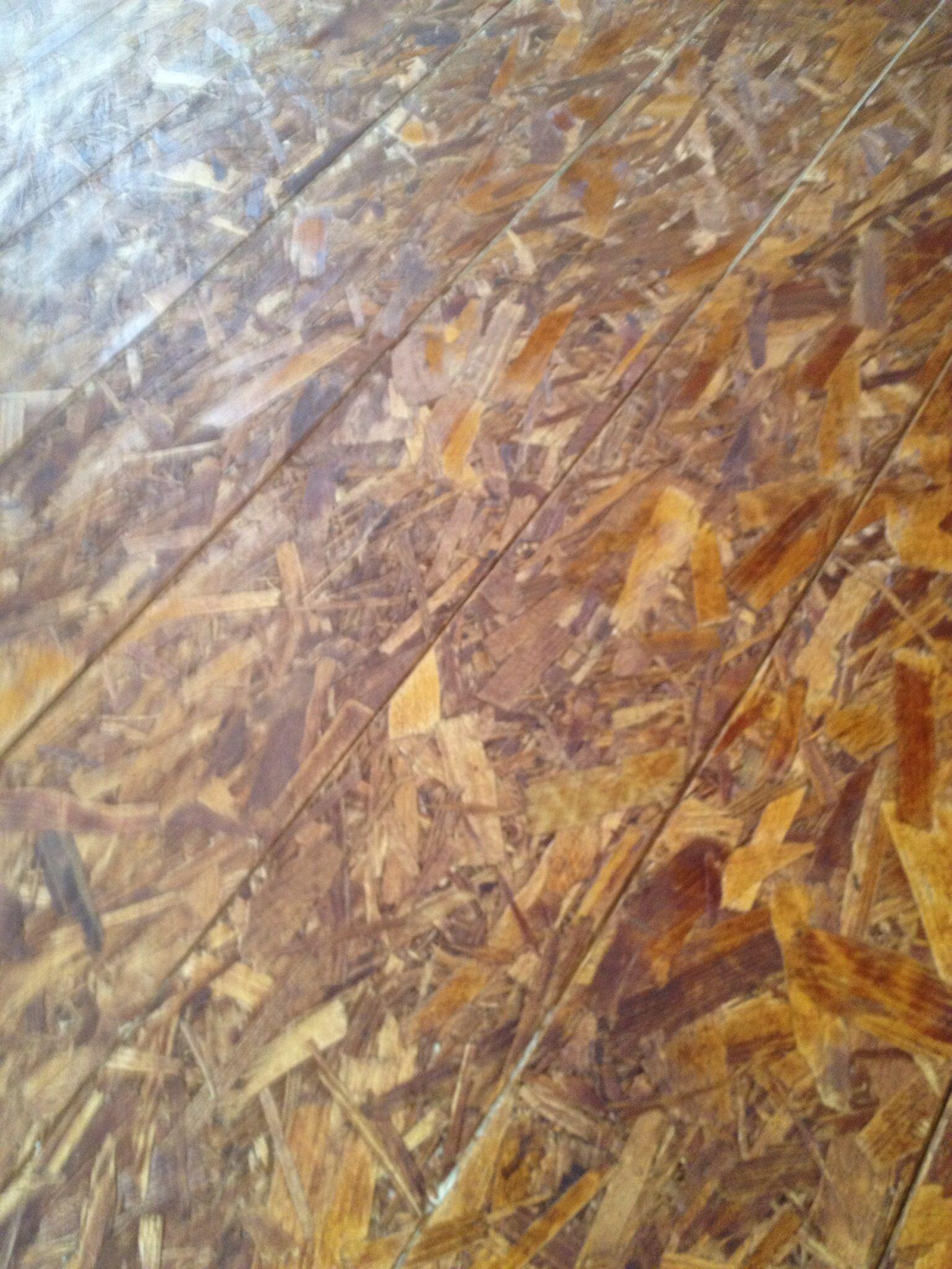shop fit osb flooring sol peindre mur plancher et bois. Black Bedroom Furniture Sets. Home Design Ideas