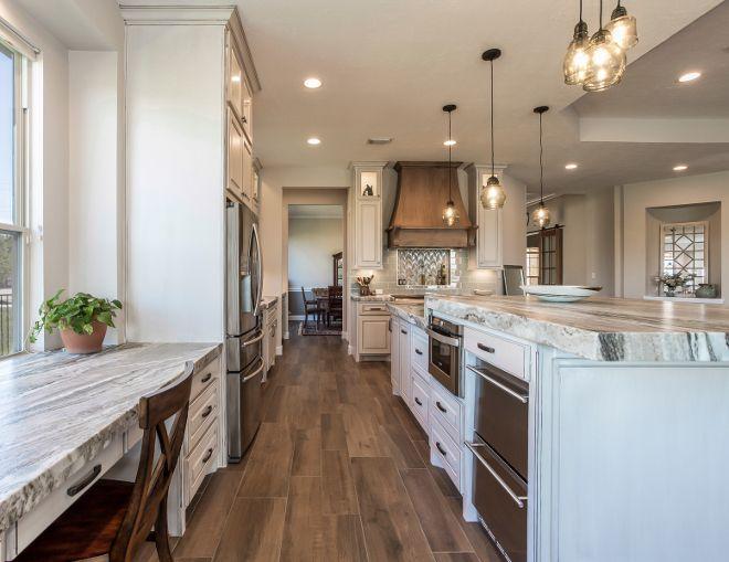 Transitional Modern Farmhouse Kitchen Design