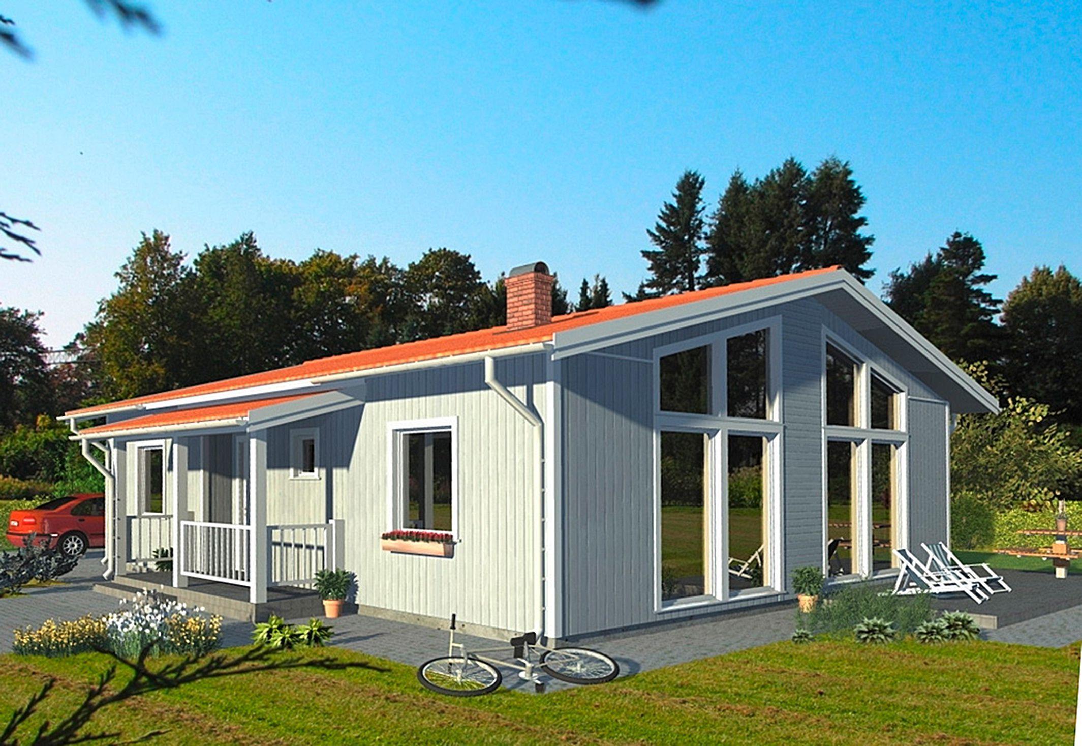 Fertighaus und Bausatzhaus 110 Amsterdam kaufen Holzhaus