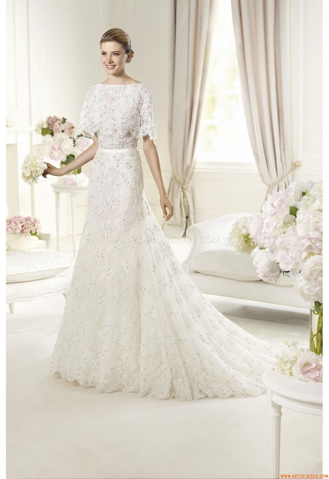 c90353890af0 Свадебные платья Pronovias Magots Elie by Elie Saab 2014 | wedding ...