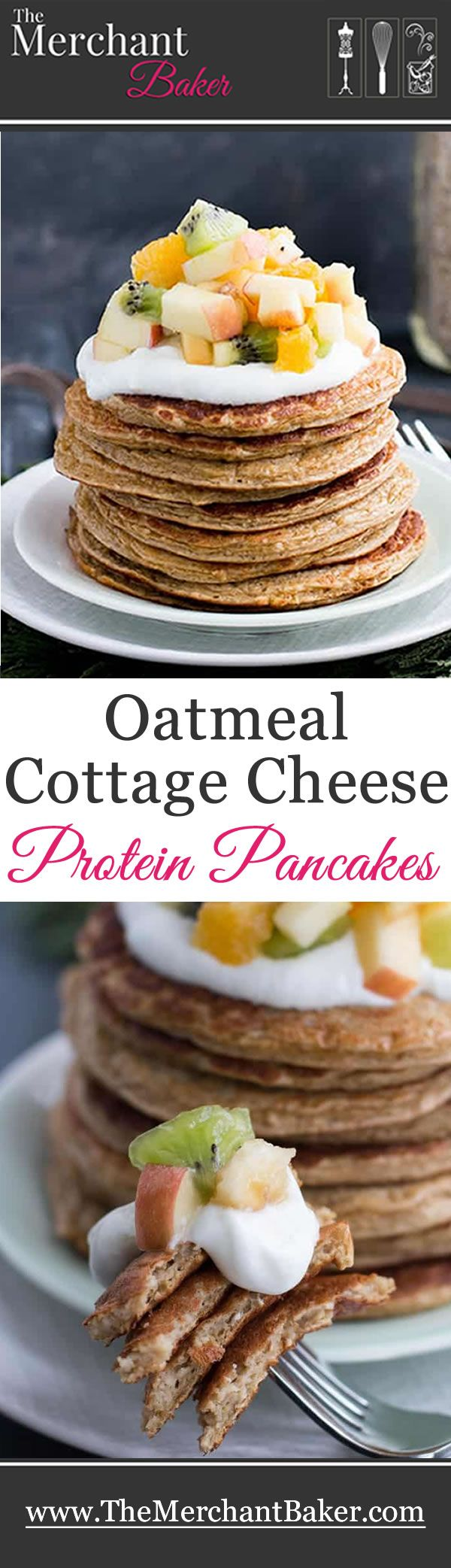 Delightful Oatmeal Cottage Cheese Protein Pancakes | Recipe | Protein Pancakes, Cottage  Cheese And Oatmeal