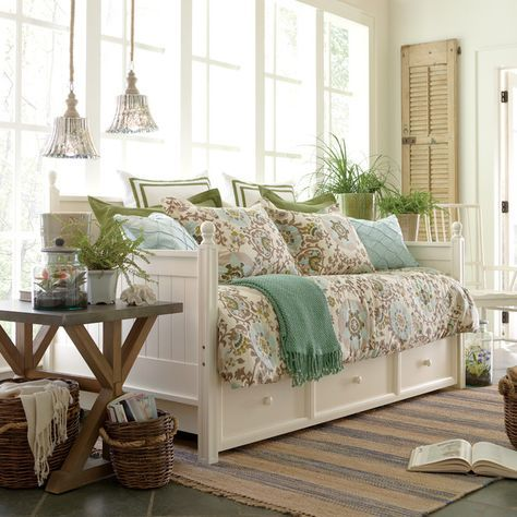 Casey Daybed with Trundle in 2018 rangka besi kursi Pinterest