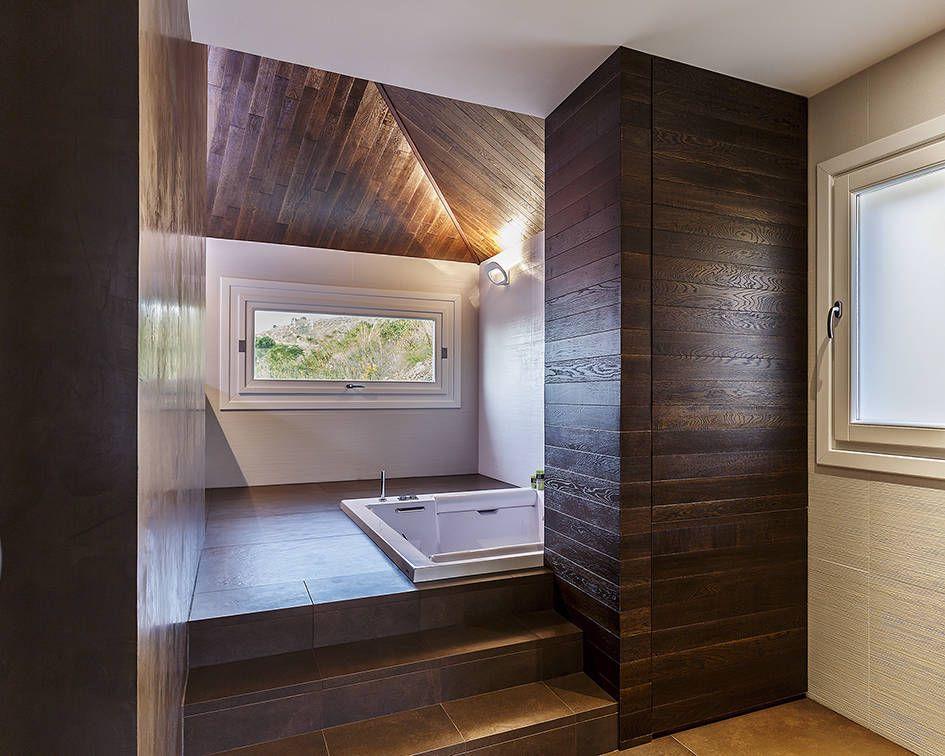 Bath Of The Bedroom Salle De Bain Moderne Par Studio 4e Moderne Salle De Bains Moderne Moderne Et Decoration Interieure