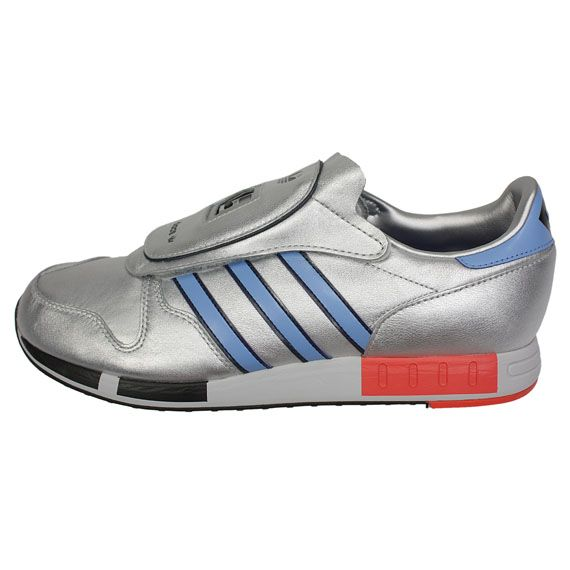 adidas ORIGINALS_MICROPACER_SILVER×BLUE×RED / ELIMINATOR / E-STORE : BUILDING