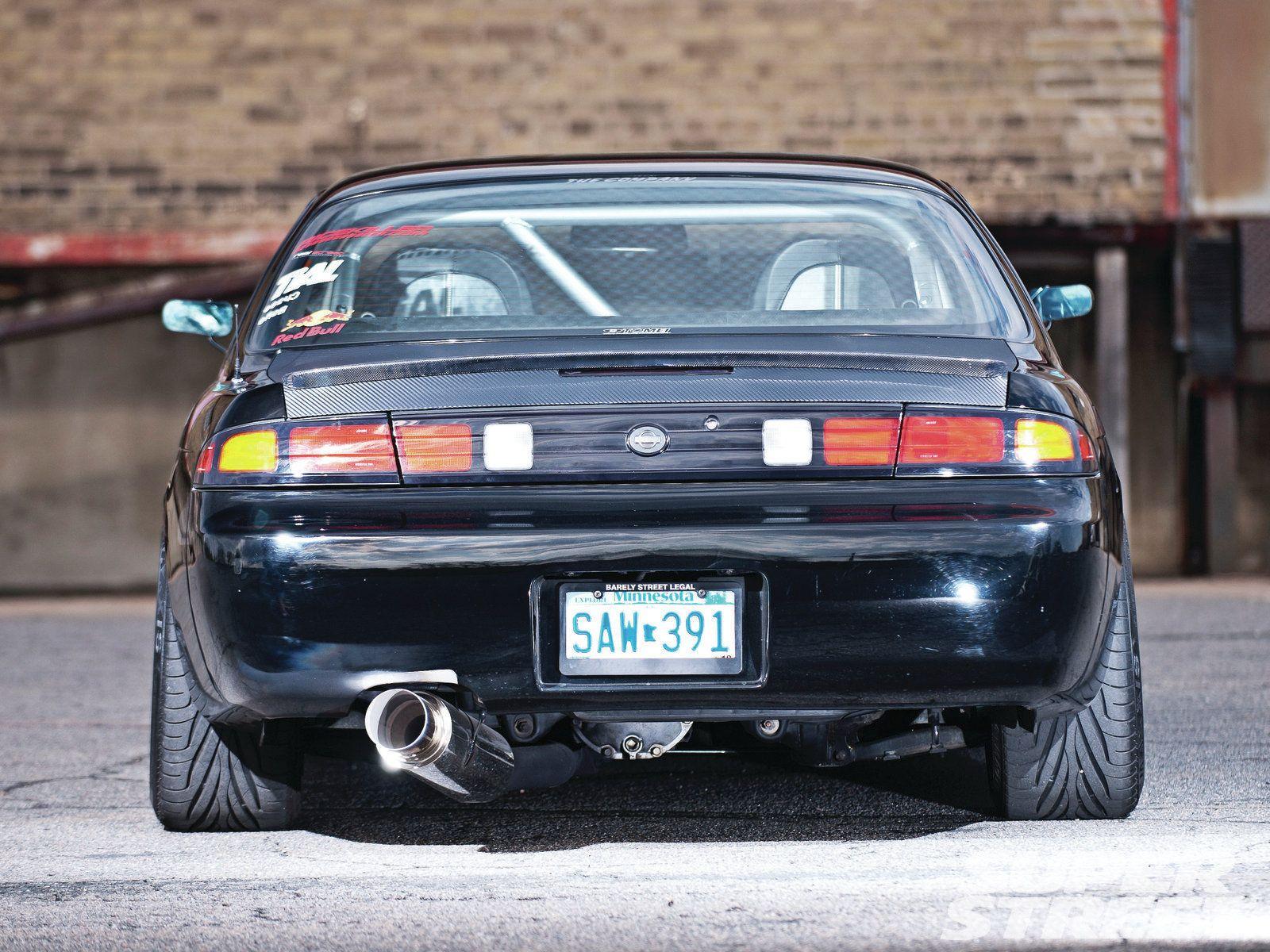Nissan 240sx 1998 nissan 240sx