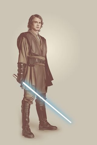 Anakin Skywalker Star Wars Star Wars Poster Star Wars Wallpaper Star Wars Actors
