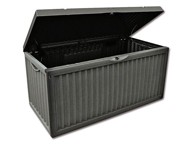 Kissenbox Wave 120 X 52 X 54 Cm Kunststoff 350 L Kissenbox Aufbewahrungsbox Box