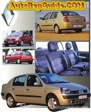 download free renault clio symbol 1999 2004 repair manual image rh pinterest com renault clio service manual renault clio service manual 2002