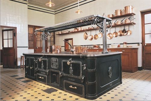 Musee Nissim De Camondo The Art Of The Room Kuche Theken Design