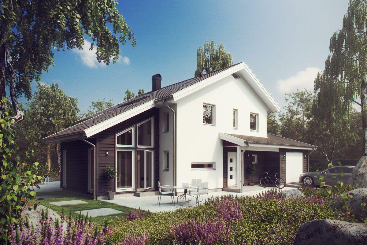 Söderviken Schwedenhaus, Haus, Style at home