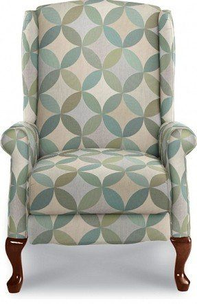 Kimberly High Leg Recliner By La Z Boy Ok I M Leather Chairs