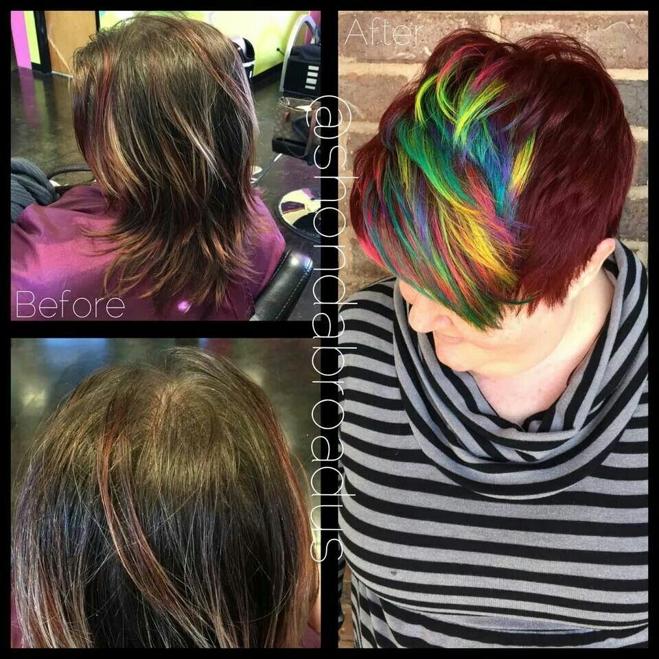 Pin by chrissie shay on vivid hair color ideas pinterest more