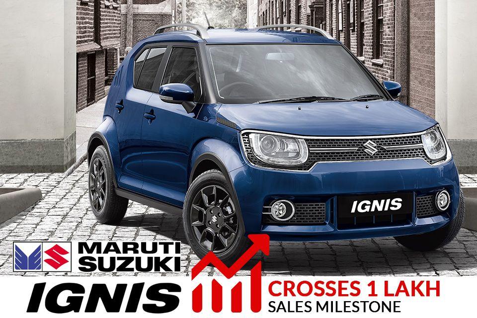 Maruti Ignis Model Power Mileage Safety Colors Maruti Suzuki