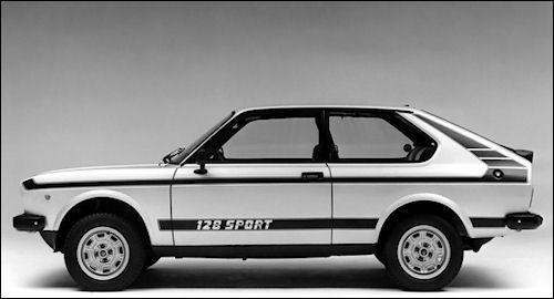 Fiat 1978 Fiat 128 Fiat Fiat Cars
