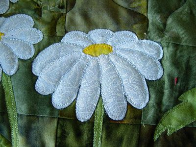 "Free Daisy Quilting Patterns | ... Depth Look At ""A Freshness Of ... : daisy quilts - Adamdwight.com"