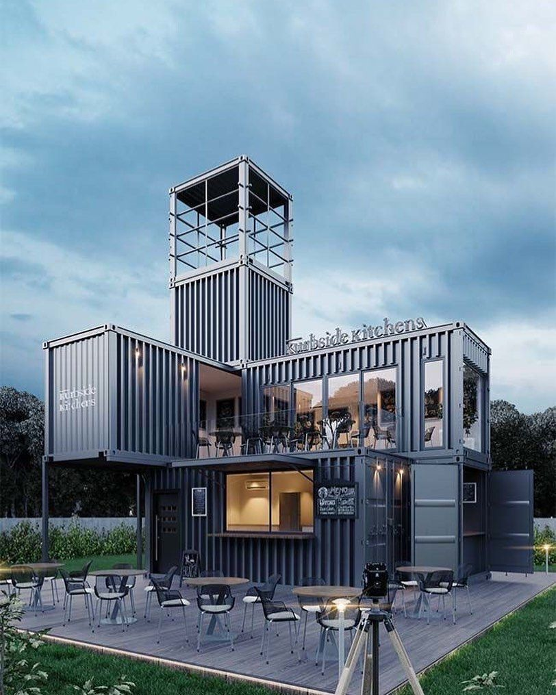 Get the guideplans to build shipping container home