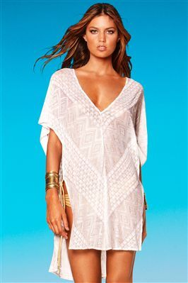cover-up with some cut-offs and wedges.....hauteness.....