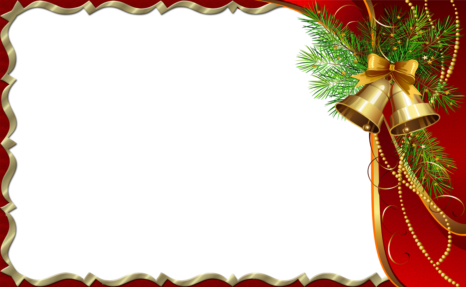 Marcos navideños en png | Arte digital | Bordes | Pinterest | Marcos ...