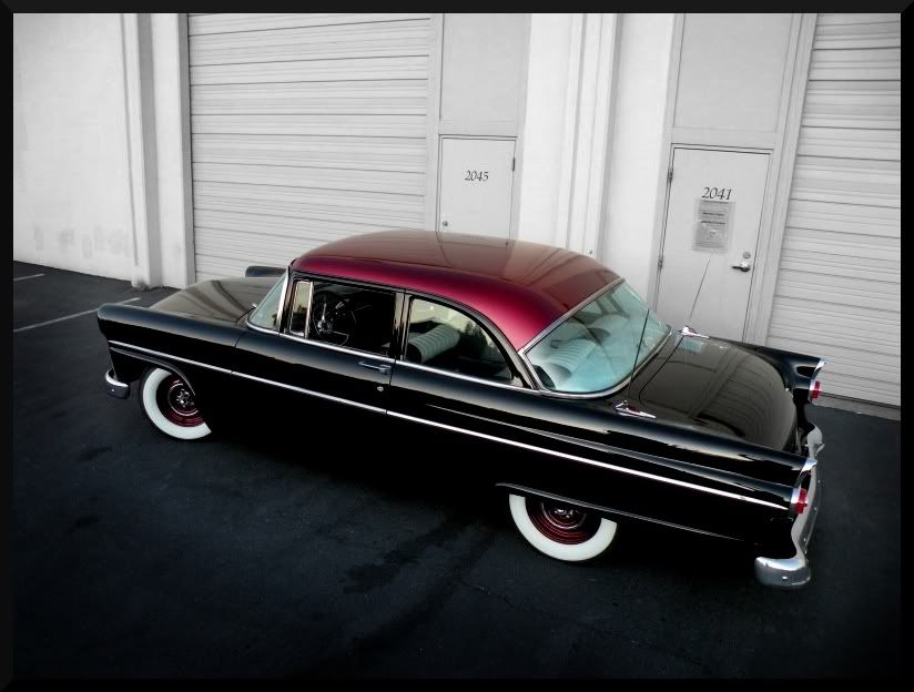 1955 ford customline wheels pinterest ford and cars for 1955 ford customline 2 door