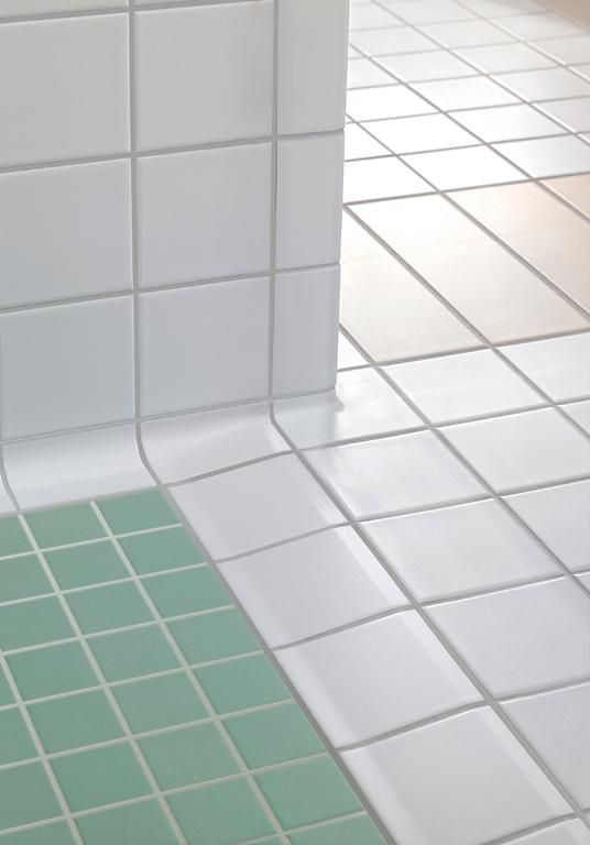 Fliesen mit Sonderfunktionen Einheitliche Gestaltung Formteile - badezimmer villeroy boch