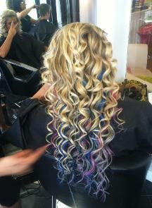 Curling Wand Hair Our Stylists Work Pinterest Hair