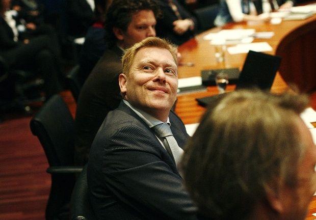 Meet Jon Gnarr, mayor of Reykjavik, Iceland's largest (and coolest) city.