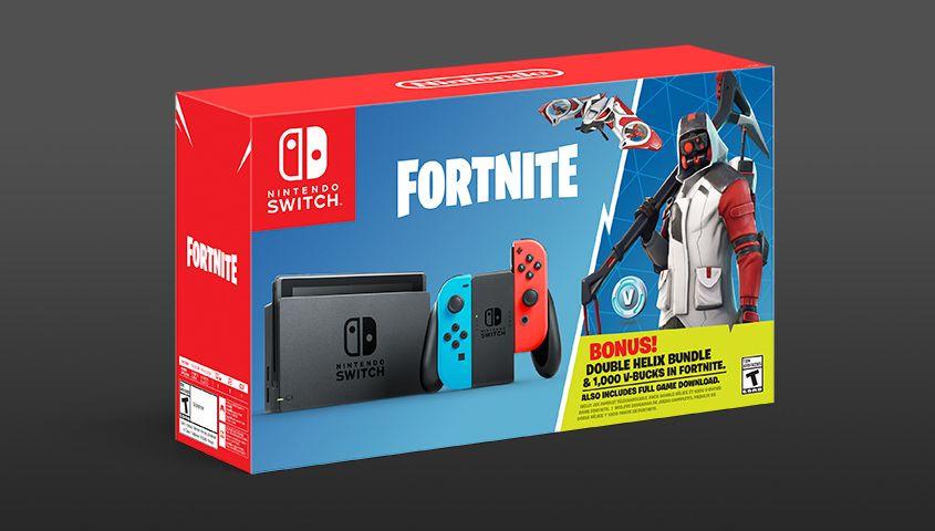 Nintendo Switch Fortnite Bundle Giveaway Fortnite Nintendo Switch Nintendo