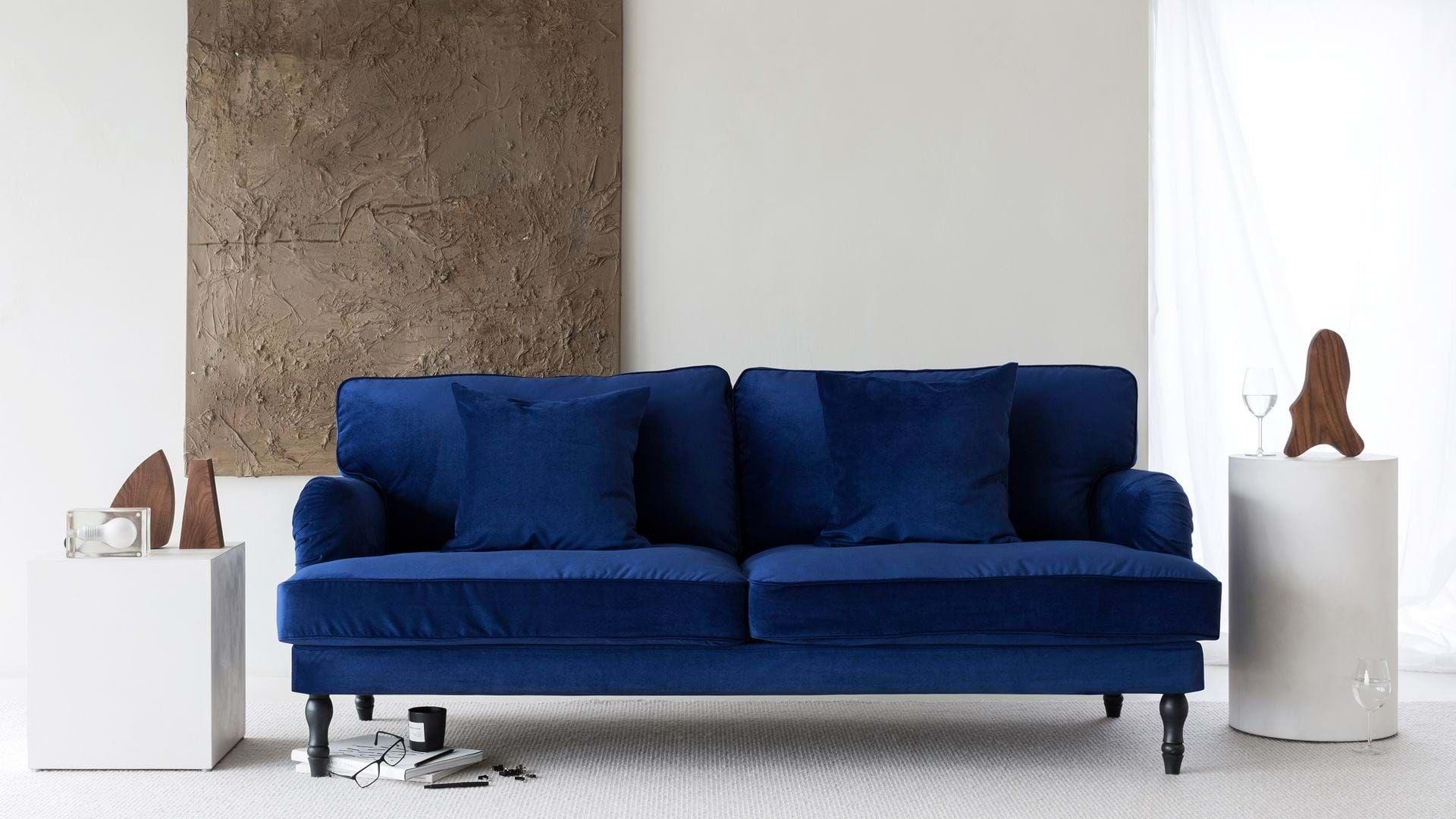 Ikea Stocksund 3 Seater Sofa Cover Bemz Bemz In 2020 Ikea Stocksund Ikea Seater Sofa
