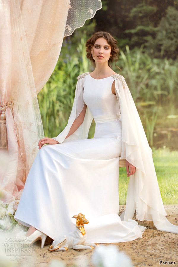 Papilio 2014 Wedding Dresses — Sole Mio Bridal Collection in 2019