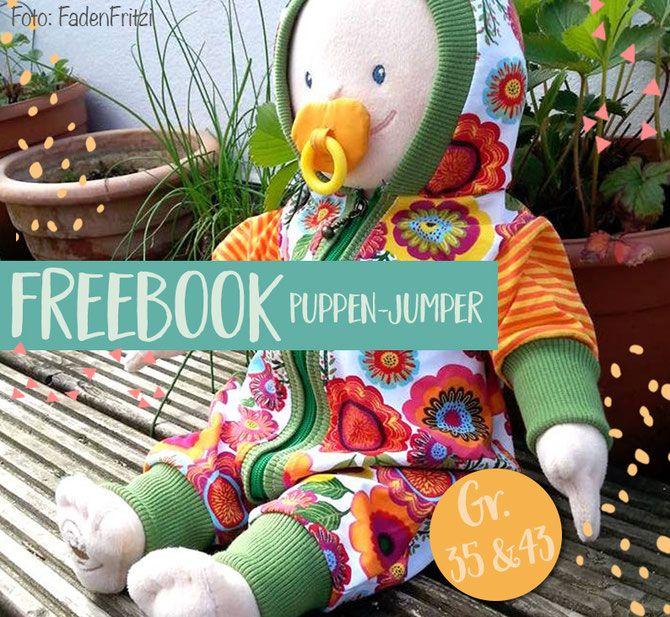 jolly jumper freebook nr 2 puppenanzug selber n hen lybstes it l tky z filcu. Black Bedroom Furniture Sets. Home Design Ideas