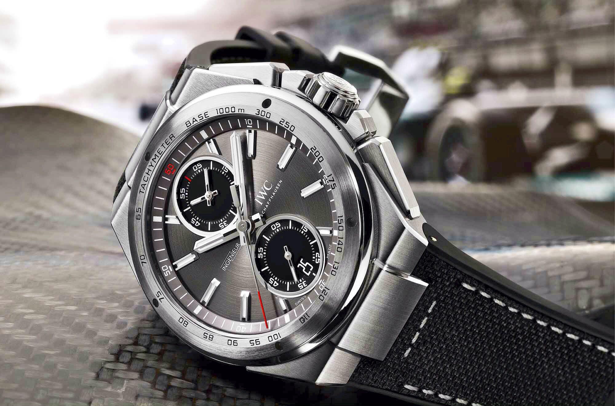 Мужской хронограф Mercedes-Benz Kompressor I Chronograph ... |Mercedes Benz Chrono Watches