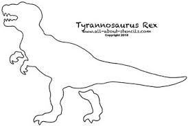 image result for tyrannosaurus rex cake template my baking bliss