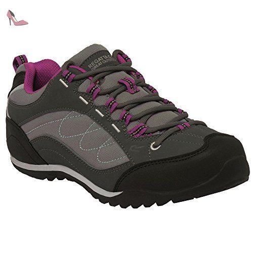 Chaussures Regatta grises femme 8I4Eu