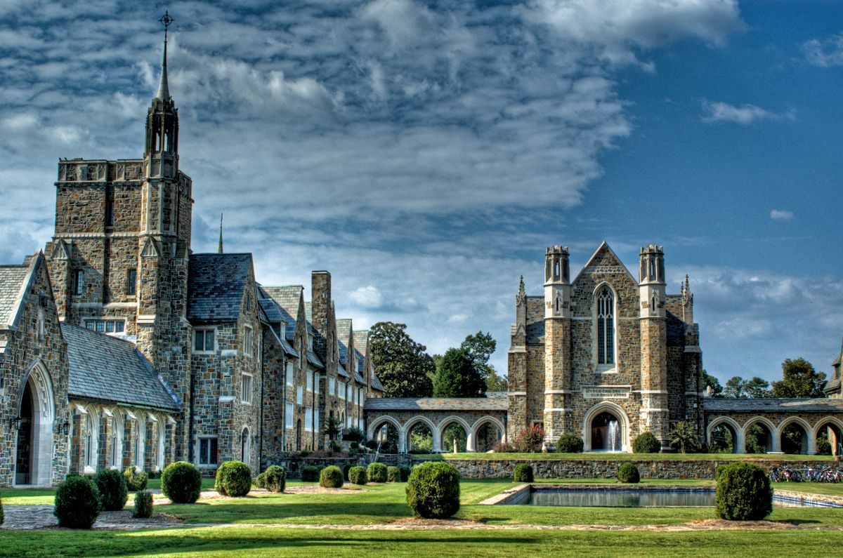 berry college  ford building complex