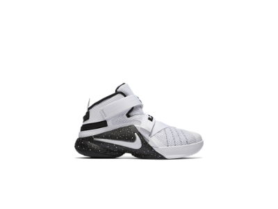 huge selection of dbd49 a323b Nike LeBron Soldier 9 FlyEase (10.5c-3y) Preschool Kids Shoe ...