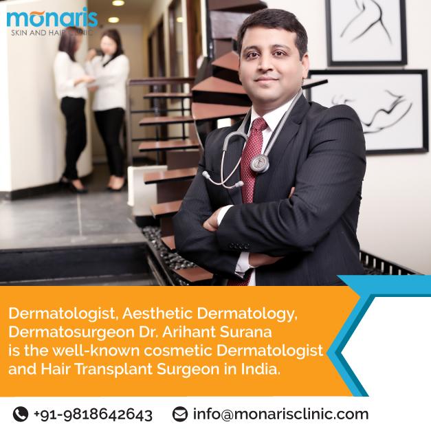 Dermatologist Aesthetic Dermatology Dermatosurgeon Dr Arihant