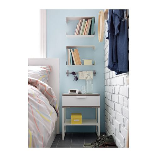 Tall Skinny Bedside Table