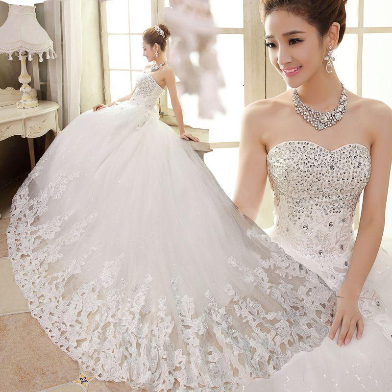 vestidos de boda on aliexpress from $114.16 | novias 4