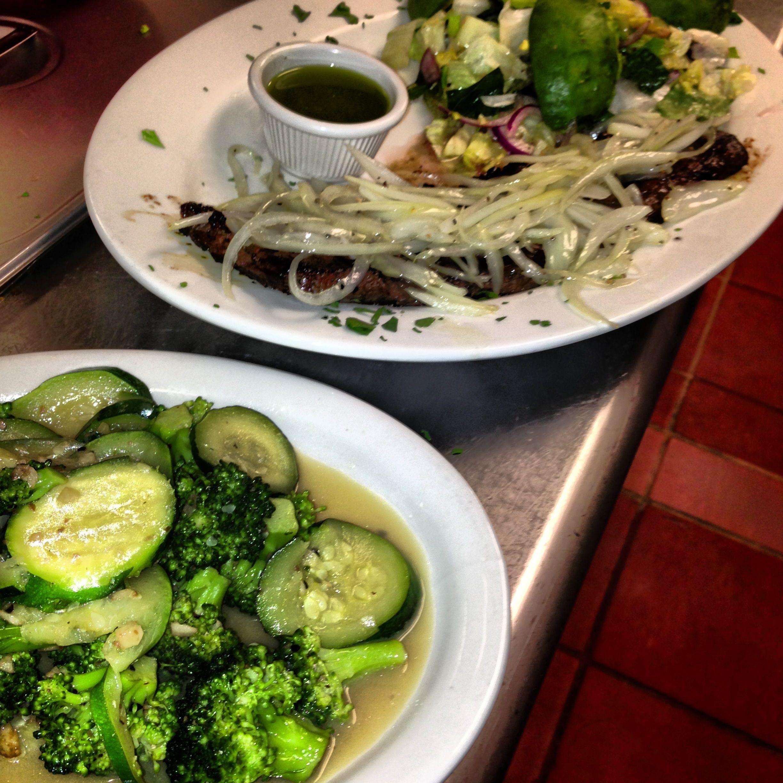 Skirt Streak Cuban Recipes Food Vegetables