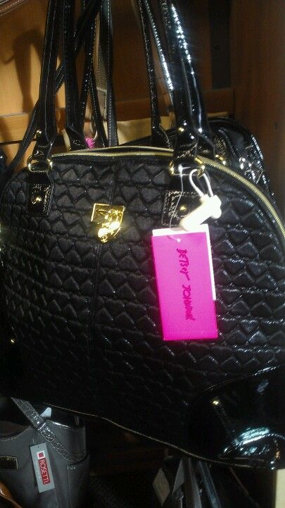 Betsy Johnson Purse Burlington Coat Factory 59 99