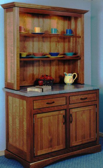 Strange Hutch Style Shelving On Kitchen Cabinets Open Kitchen Interior Design Ideas Skatsoteloinfo
