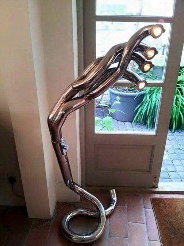Floor lamp  Car Part FurnitureFurniture ...